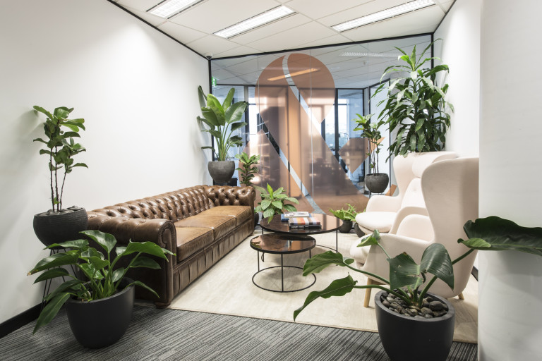 Office Fitout Solution & Legal