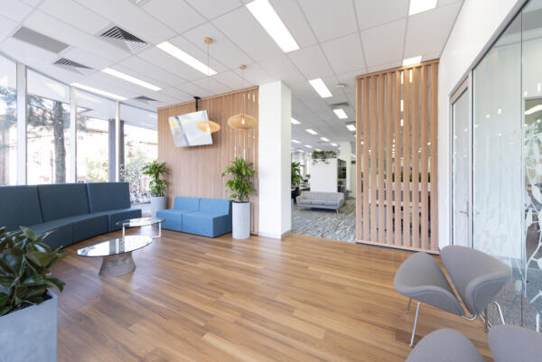Sydney Office Fitout - Office Build Solutions