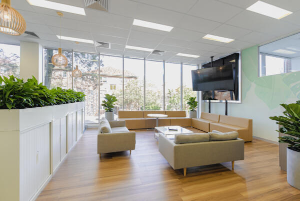 Sydney Corporate Fitout - Office Build Solutions