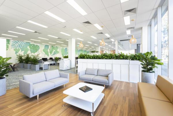 Office Refurbishment Sydney - Office Build Solutions
