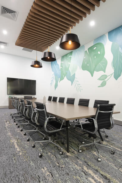 Office Interiors Sydney - Office Build Solutions