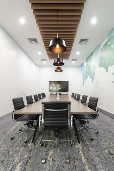 North Sydney Corporate Fitout - Office Build Solutions
