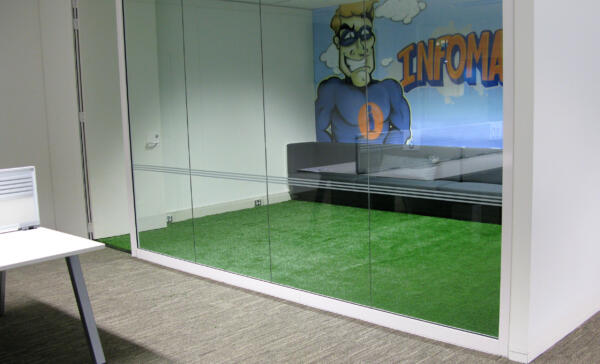 Office Partitions Sydney - Office Build Solutions