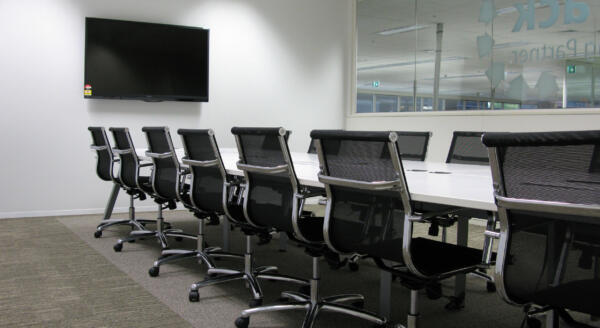 Commercial Office Fitout Sydney - Office Build Solutions
